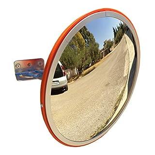 JCM-30i Convex unbreakable traffic mirror, diameter 30cm (12