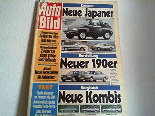 Auto Bild. 15.08.1988. Nr.33.