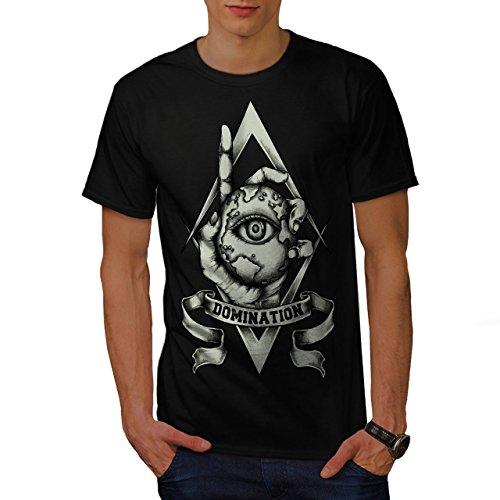 orror Herren M T-shirt | Wellcoda (Hai Kostüm Essen)