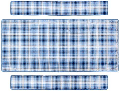 Best 90151571 Lave-Vaisselle VHG Lot de 220 x 25 x 3 cm, Bleu