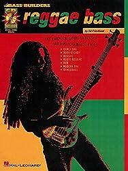 Reggae Bass (Bass Builders) Bk/online audio by Ed Friedland (1998-11-01)