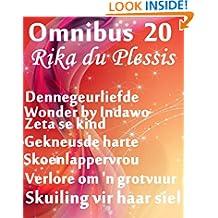 Rika du Plessis Omnibus 20 (Afrikaans Edition)