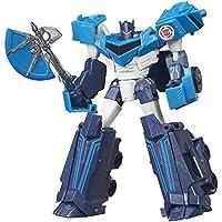 Transformers Robots in Disguise Warrior–Optimus Prime Figura de acción