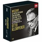 Mozart : Noces de Figaro, Don Giovanni, Flûte enchantée, Cosi fan tutte (Edition Klemperer 11CD)