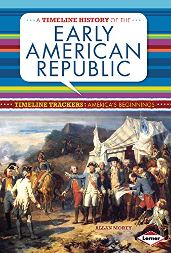 A Timeline History of the Early American Republic (Timeline Trackers: America's Beginnings)