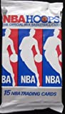NBA Hoops 1990-1991 Season Series One Unopened 15 Basketball Trading Cards by NBAHOOPS
