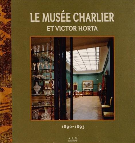 Le musée Charlier par  Robin de Salle, Nathalie Jacobs, Jean de Salle