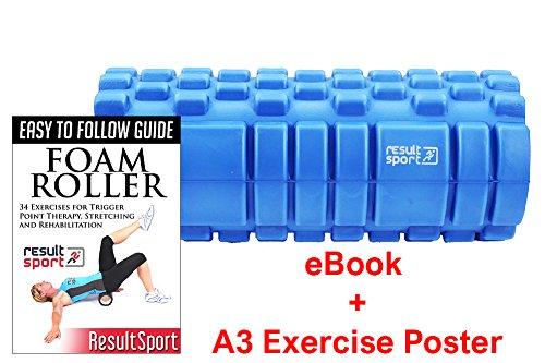 resultsportr-velocity-grid-foam-roller-34x15cm-blue