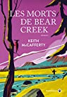 Les morts de Bear Creek par McCafferty