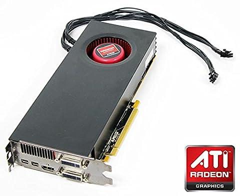 AMD Radeon HD 6870 1 GB HD Graphics Grafikkarte für alle Apple Mac Pro 2008 - 2012 (Hd 6870)