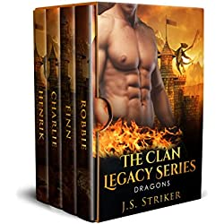 Dragon: The Clan Legacy Series (English Edition)