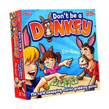 John Adams 10499 Don't Be A Donkey Game
