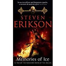 Memories of Ice: (Malazan Book of the Fallen: Book 3) (The Malazan Book Of The Fallen)
