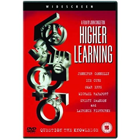 Higher Learning [DVD] [1995] by Omar Epps