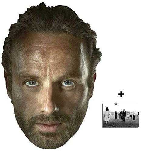 The Walking Dead Rick Grimes (Andrew Lincoln) card -