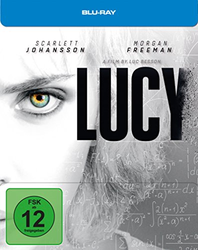 Lucy - Steelbook [Blu-ray] [Limited Edition]