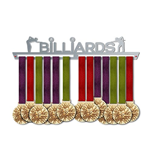 VICTORY HANGERS Billar Medalla Colgador Pantalla ...