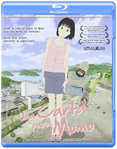 Una Carta Para Momo Blu-Ray [Blu-ray]