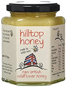 Hilltop Honey Raw British Blossom Honey