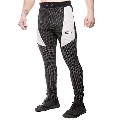 Motiviert Herren Compression Hosen Jogger Fitness Übung Bodybuilding Kompression Strumpfhosen Lange Hosen Hosen Decke-schwellen