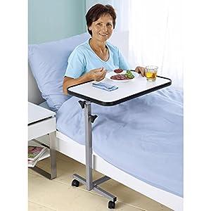 Beistelltisch Pflegetisch Laptoptisch Rehatisch Bettisch