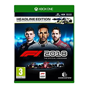 F1 2018 Headline Edition - Xbox One [Edizione: Regno Unito]