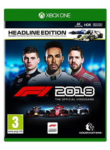 F1 2018 Headline Edition (Xbox One)