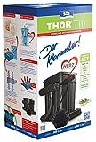 Söll Thor T10Juego de filtro para estanque con corazón de tecnología Incluye filterstarterbakterien 100g, Negro, 30.5x 38.5x 68cm