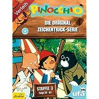Pinocchio - Zeichentrick-Serie - Folge 36-52 - Staffel 3