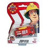 Feuerwehrmann Sam - Mini Die Cast Serie - Feuerwehrauto Jupiter