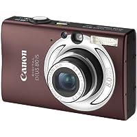 Canon Digital IXUS 80 IS Camera - Chocolate (8.0MP, 3x Optical Zoom) 2.5 inch LCD