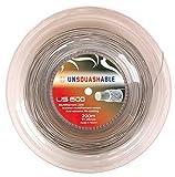 Unsquashable Squashsaite US 600, 200 m Rolle, 1,20 mm Druchmesser, Silber, 381203