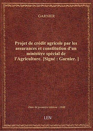 projet-de-credit-agricole-par-les-assurances-et-constitution-dun-ministere-special-de-lagriculture
