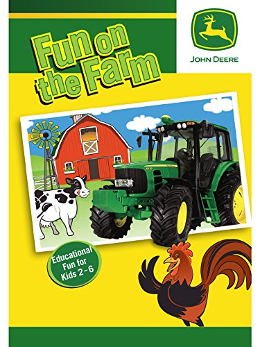 John Deere Fun on the Farm, Part 1 [OV] (Childrens Zoo Lincoln)
