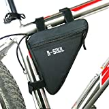 Superwinger Faire du vélo Vélo Bicyclette Sac Sommet Tube Triangle Bag avant Selle Cadre Poche De plein air