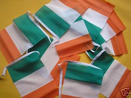 d Wimpelkette Flaggen 30Füße 9m 30Flaggen getapte Polyester Qualität Material Party Dekoration Celebration (Bunting Irland)