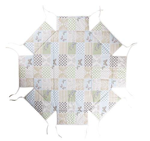 Geuther - Laufgitterbettchen für Laufgitter Octo-Parc, patchwork