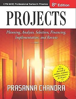 Projects Prasanna Chandra Pdf