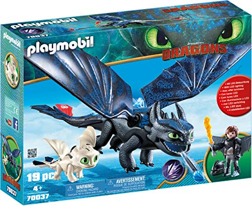 PLAYMOBIL DreamWorks Dragons Hipo Desdentao
