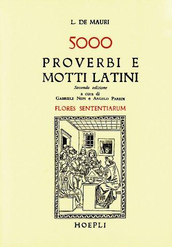 Proverbi Latini 10 Libri Su Citazioni E Aforismi Più Famosi