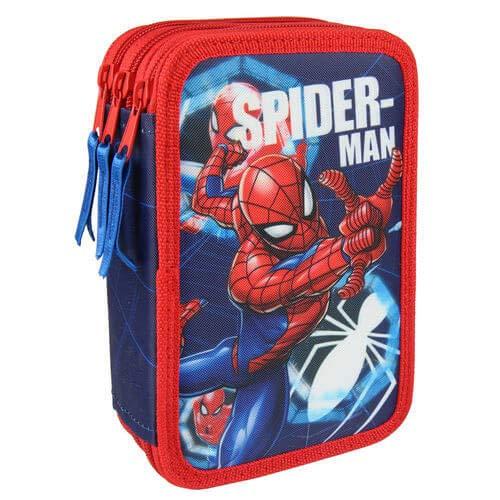 Spiderman Plumier,, 19 cm (Artesanía Cerdá CD-27-0237)