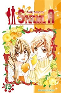 Special A Edition simple Tome 12