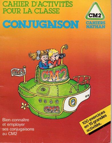 CAH.ACT.CONJUGAISON CM2