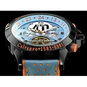 516Q1VWRjQL. SS300  - Calvaneo-107629-Reloj-correa-de-cuero-color-azul