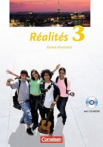 Réalités - Aktuelle Ausgabe / Band 3 - Carnet d´activités mit CD-ROM,