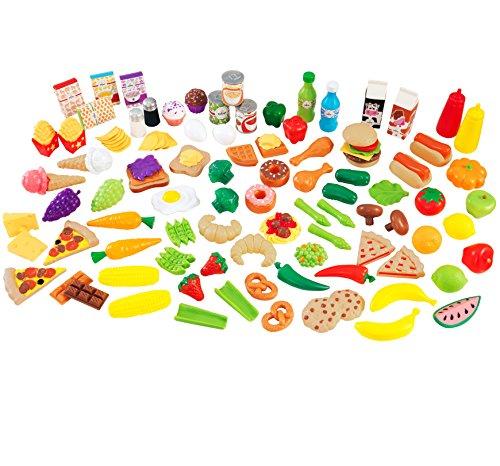 Preisvergleich Produktbild Kidkraft 63330 - Spiel-Lebensmittel Deluxe