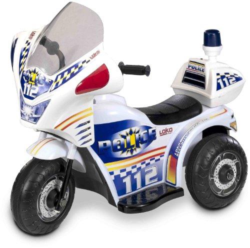 Loko 99306L-P - Moto della polizia