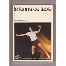 Le Tennis de table (Collection Sport plus enseignement)