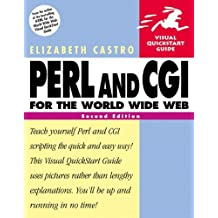 Perl and CGI for the World Wide Web, Second Edition by Elizabeth Castro (2001-06-08)