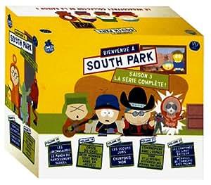 South Park : L'Intégrale Saison 3  (Vol.16 à 24) - Coffret 9 VHS